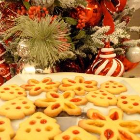 Christmas Jewel Cookies