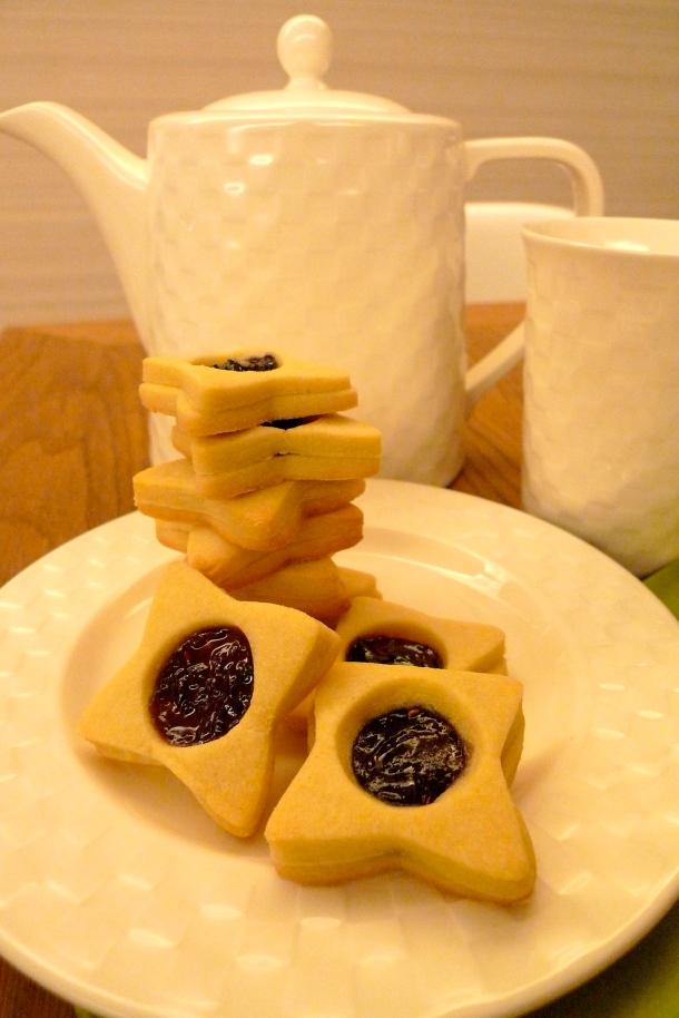 Christmas Jewel Cookies 1