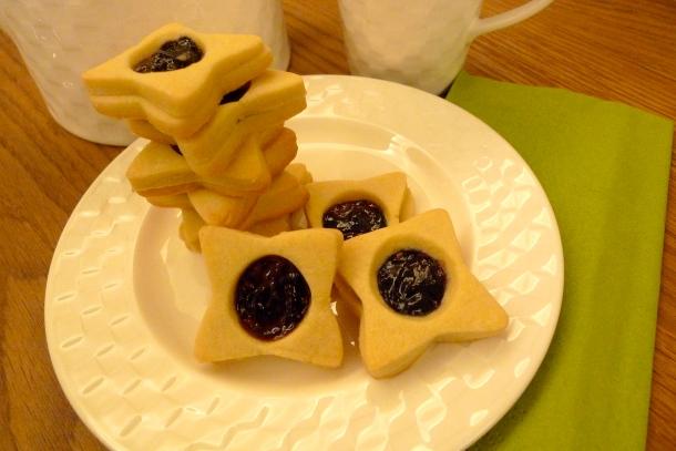 Christmas Jewel Cookies 2