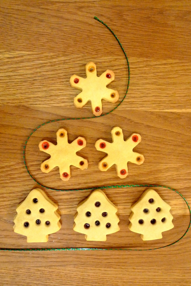 Christmas Jewel Cookies 3