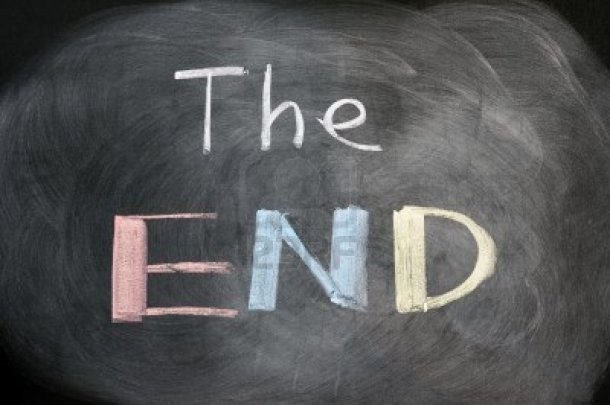 The End Chalk