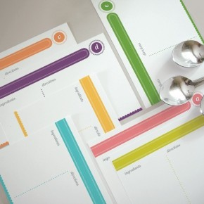 Up Close And Personal With RecipeCards