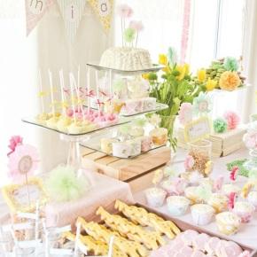 Little Lady BirthdayThemes