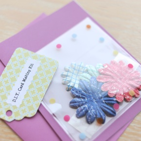 Quick and Easy Card MakingKits