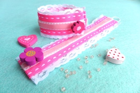 DIY Bracelet for your Little Princess