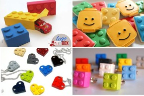 LEGO-licious Party Favors