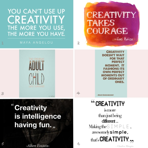 Creativity Quotes 29JUN2013
