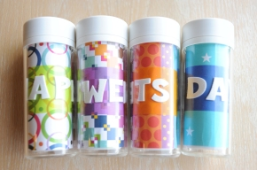 Happy Sweet Prints Day! 'Back To School' Thermos