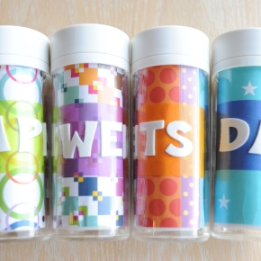 Happy Sweet Prints Day! 'Back To School'Thermos