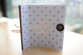 SweetP x Prints (Swedish Design) Collaboration for Father'sDay