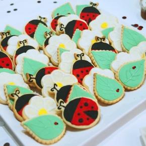 Little Ladybug Cookies