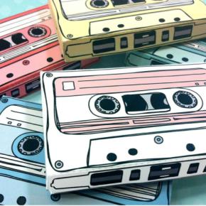 Casette Tape USB PartyFavors