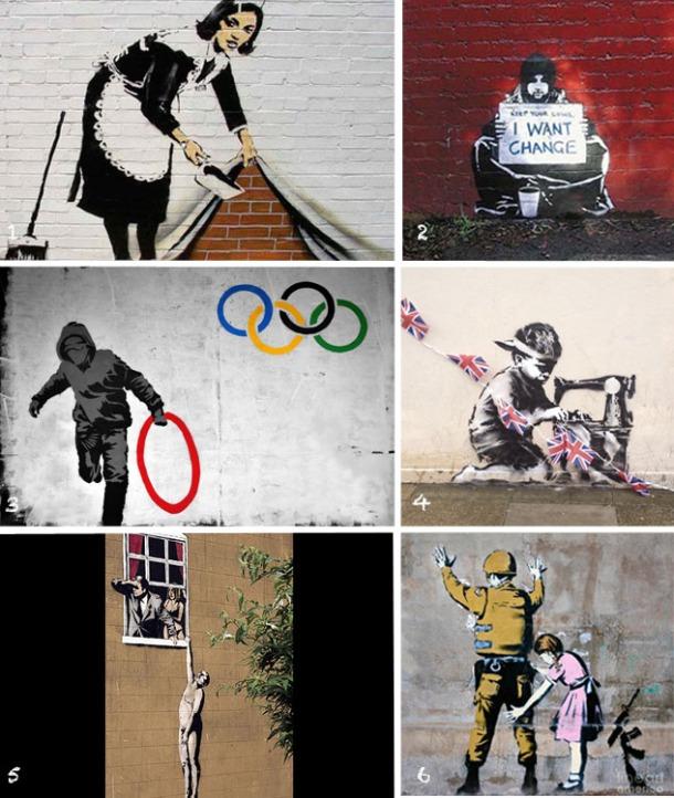 Banksy 13JUL2013