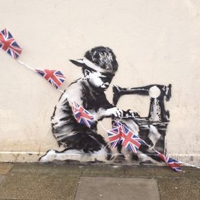 Part One: Great Graffiti Art by Banksy