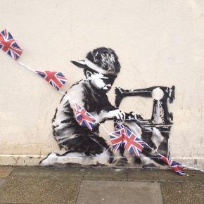 Part One: Great Graffiti Art byBanksy