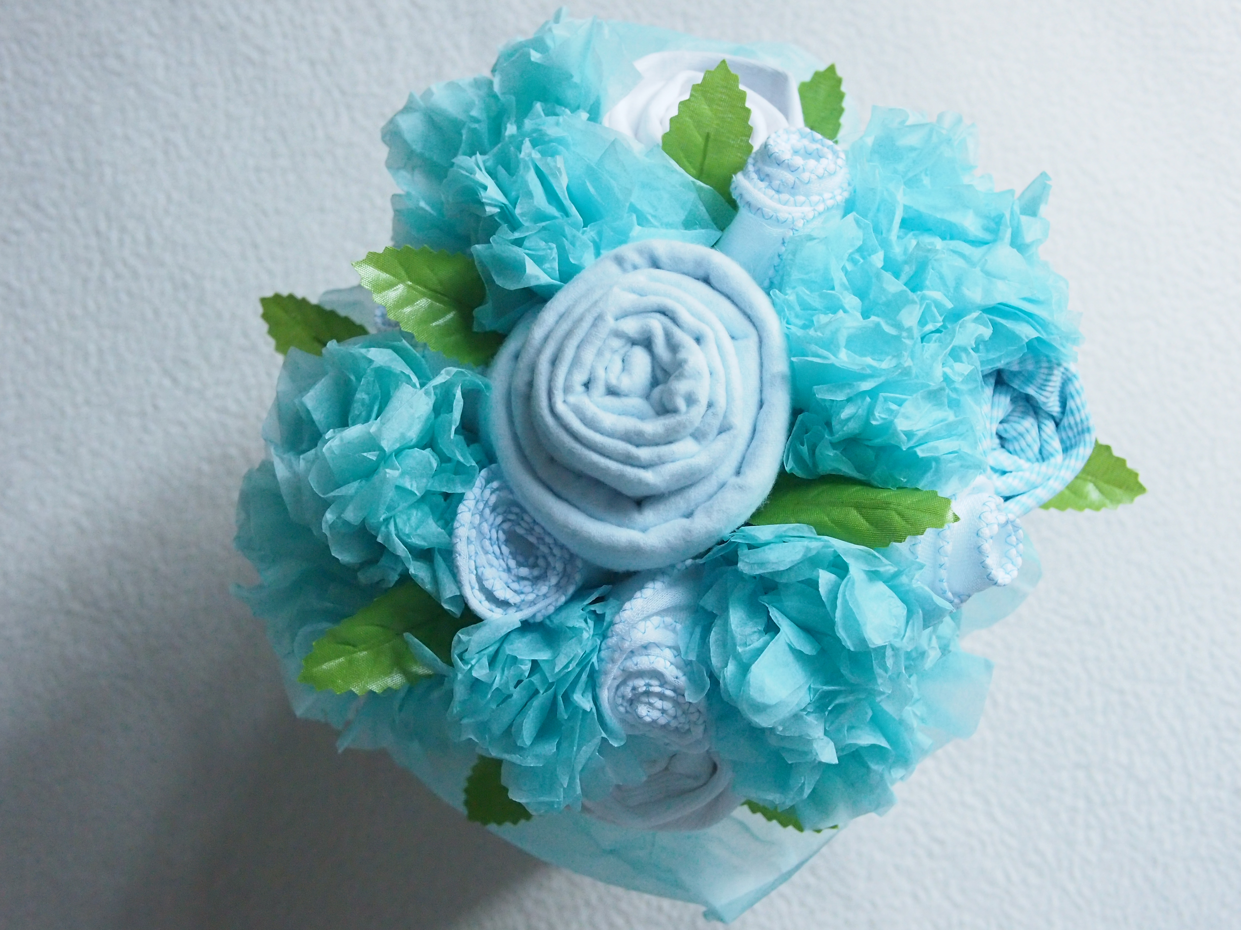 Diy Baby Shower Bouquet