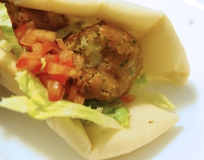 Impress Your Guests With Homemade Falafel