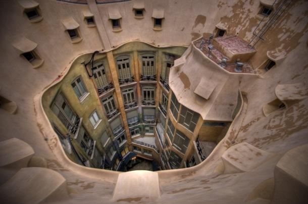 Gaudi - Casa Mila 2