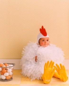 D.I.Y. Halloween Costume for the LittlePumpkin