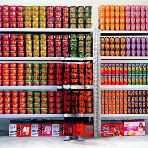 Look again! The Invisible Man, Liu Bolin
