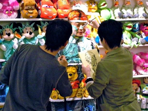 Liu at Work