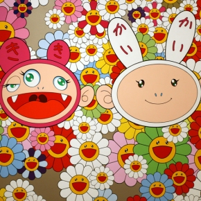 The Superflat World of Takashi Murakami