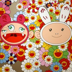The Superflat World of TakashiMurakami