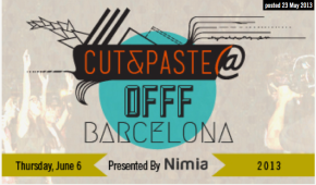 Cut & Paste: Food Fight Design Competition