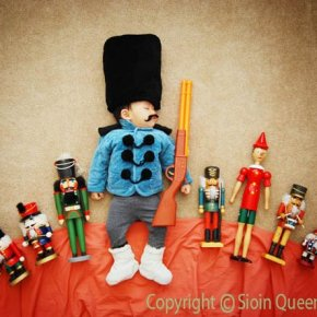 Baby in Wonderland