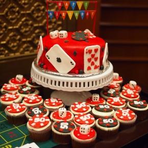 """A """"Casino Royale Celebration"""" WithFamily"""