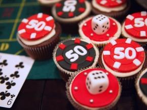 Edible Poker Chips andDice