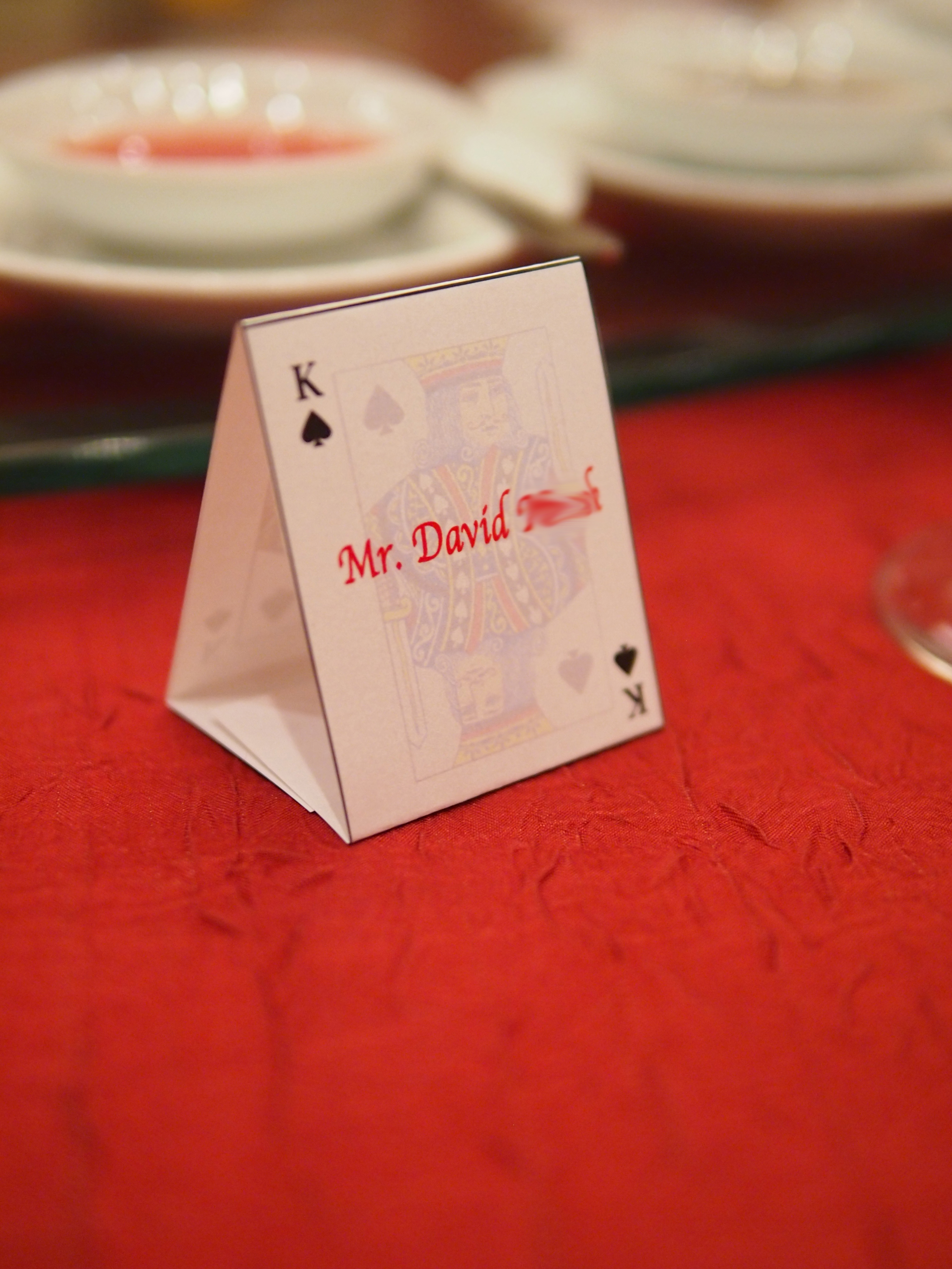 A Casino Royale Celebration With Family
