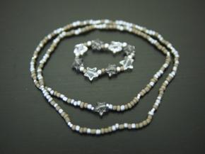 D.I.Y. Star Necklace &Bracelet