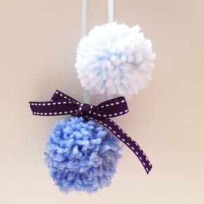 Sweet Little YarnPom-Poms