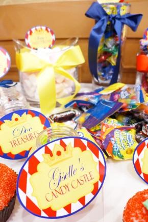 Snow White Themed BirthdayParty