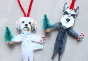 Happy Pawlidays! – D.I.Y Ruff Ornaments