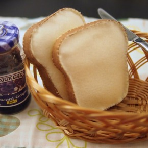 Secret Ingredients to Making a FeltSandwich