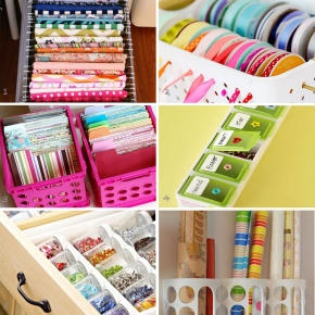Dreaming About Craft Storage
