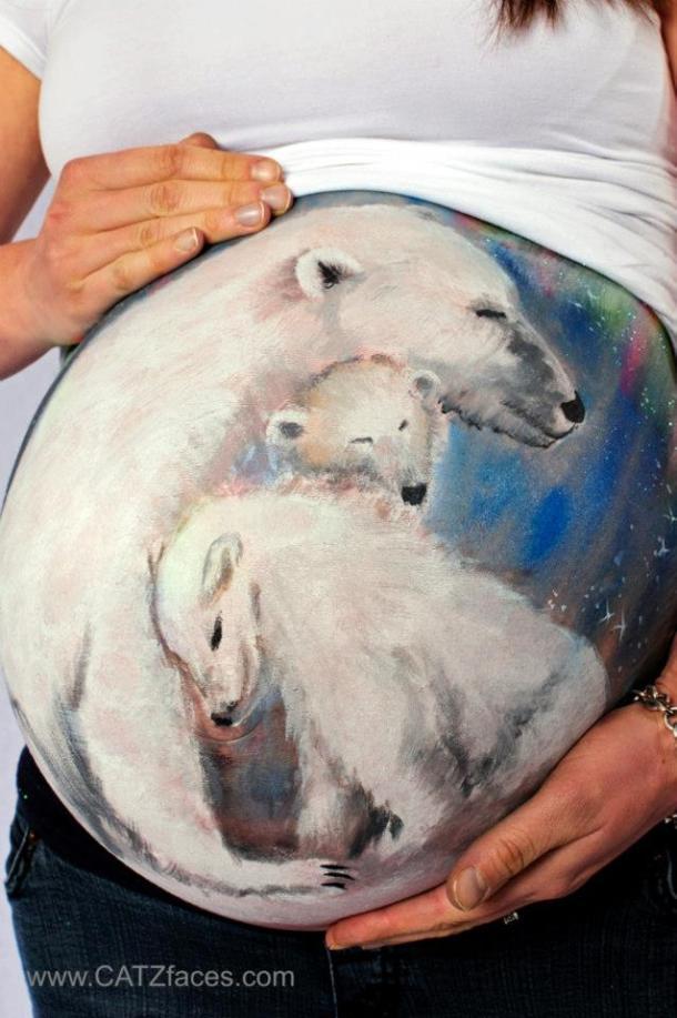 belly-polarbear3