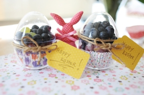 Easter Fruit Cups