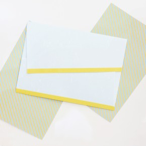 My Simple DIY Envelope