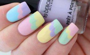 Pretty in PastelNails