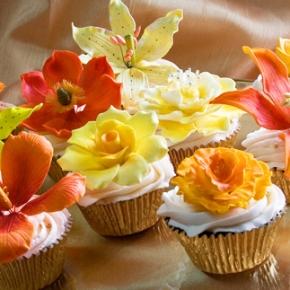 Cupcakes Go Garden &Floral