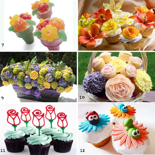 Floral Cupcakes B 1Jun2014