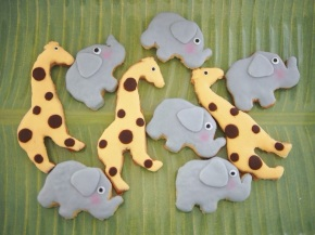 Safari Theme Birthday For Boys